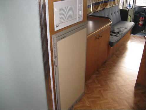 Our Motorhome Interior Facing Forward New Life On The Road