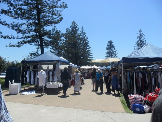 Beach markets