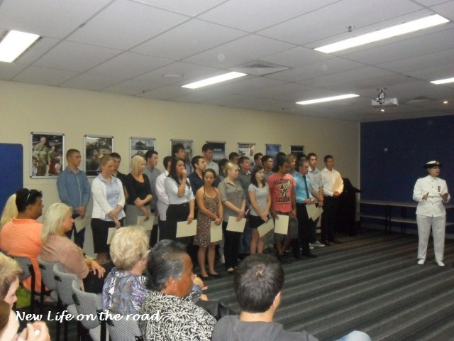 New Life about to begin