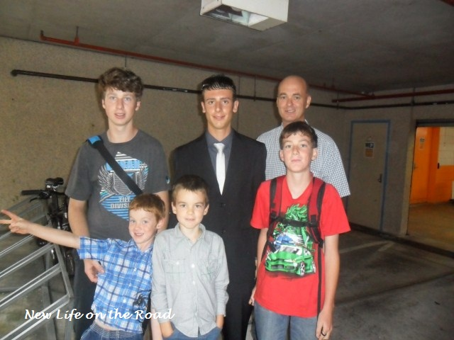 The Beginning of a New Life