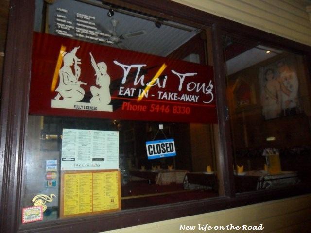 Thai Restaurant Yandina
