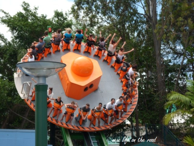 Dreamworld Shockwave