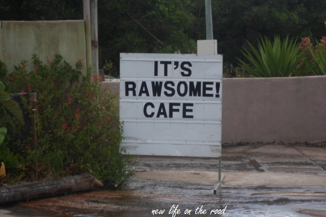 Raw Food Cafe