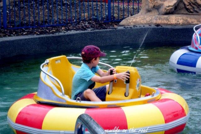 Topshots Blaster Boats