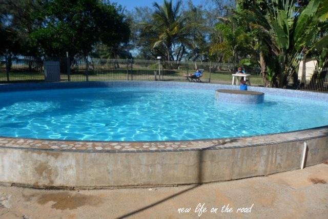 Caravan Park Pool