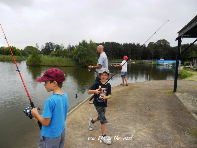 Sunshine Coast Fishing Farm
