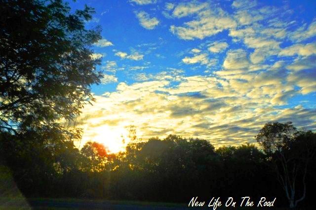magical sunsets warm my heart