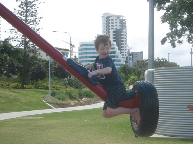Playgrounds in the Goldcoast