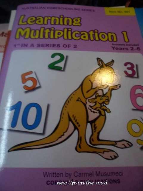 Maths Homeschooling Supplies