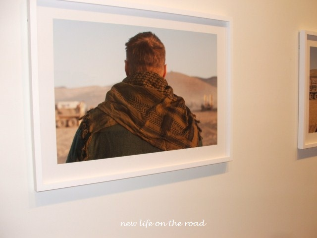 Artspace Mackay War Artists Journey Through Afghanistan