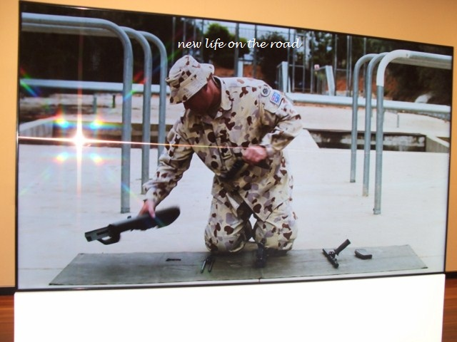 Video of a Army Soldier