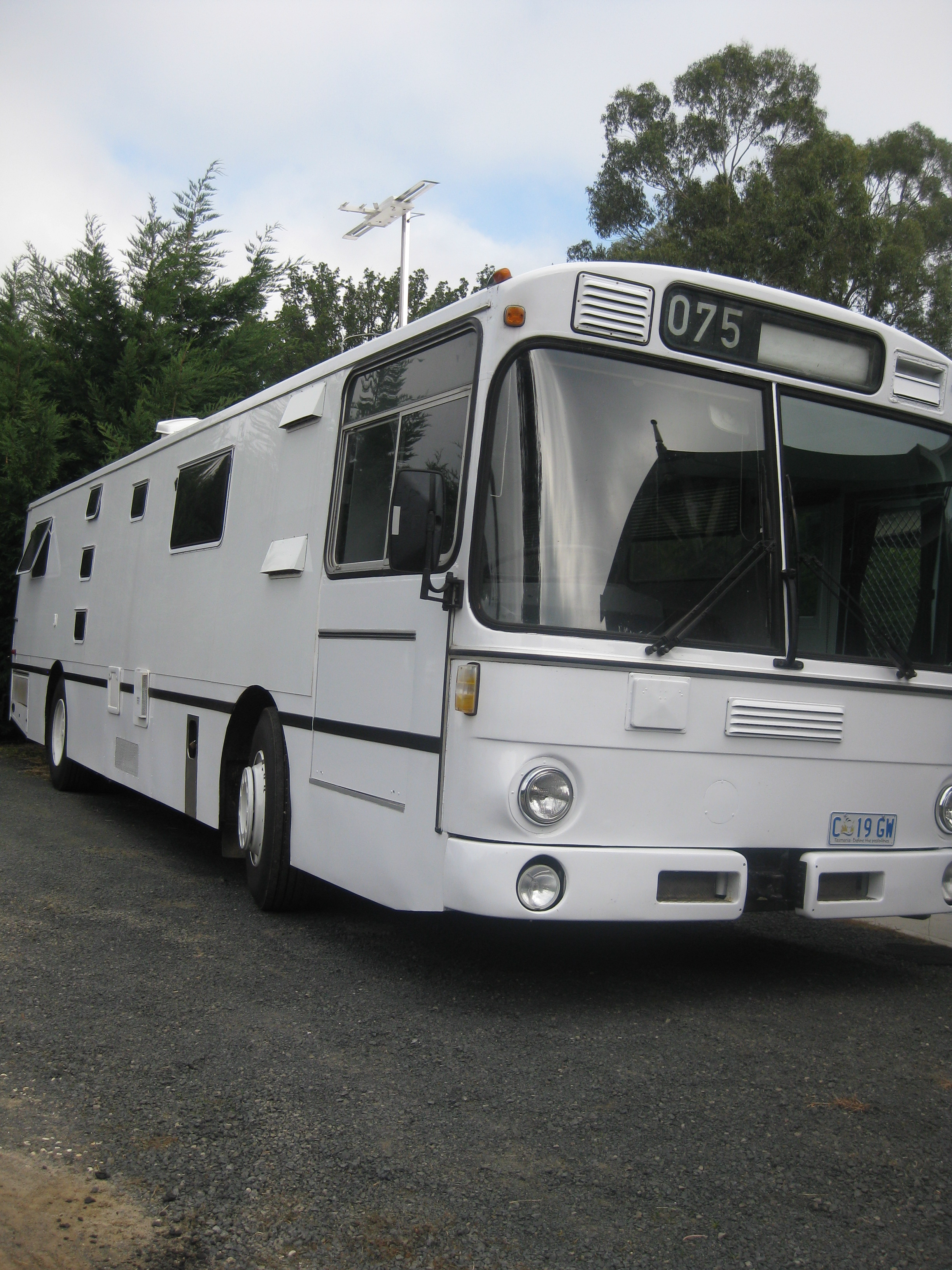 Buy a motorhome