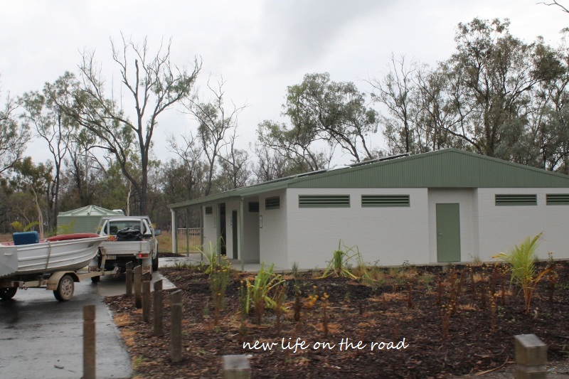 Toilet Block at Waverley Creek Rest Area