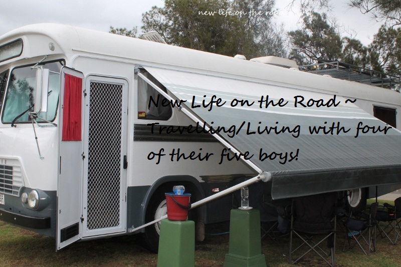 Living and Travelling in our Motorhome
