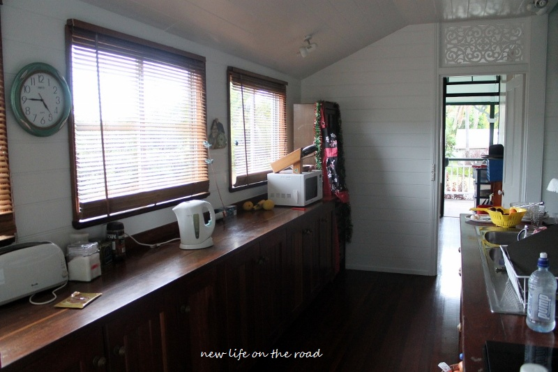 Big Queenslander Kitchen