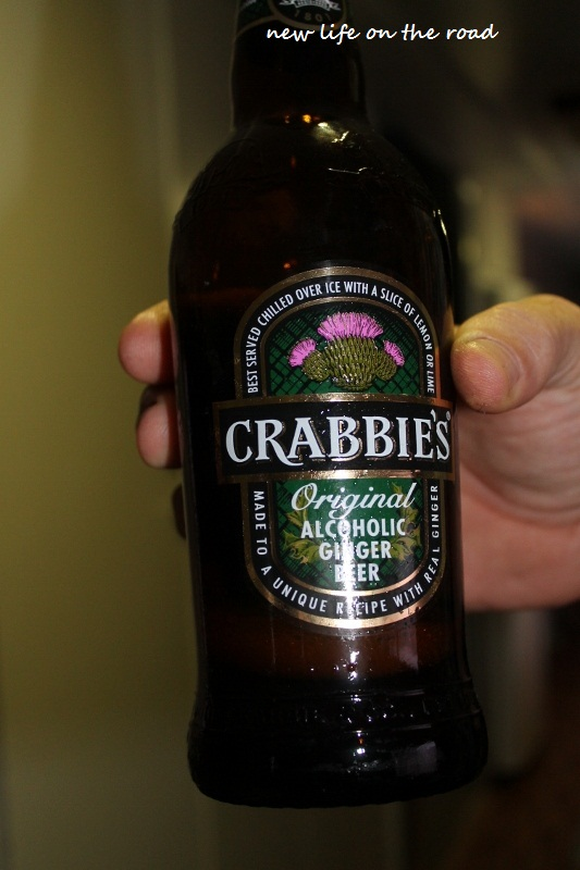 We used this Beer for the Fish.