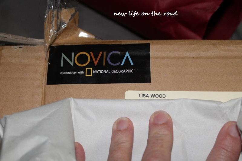 Novica Box Arrives!