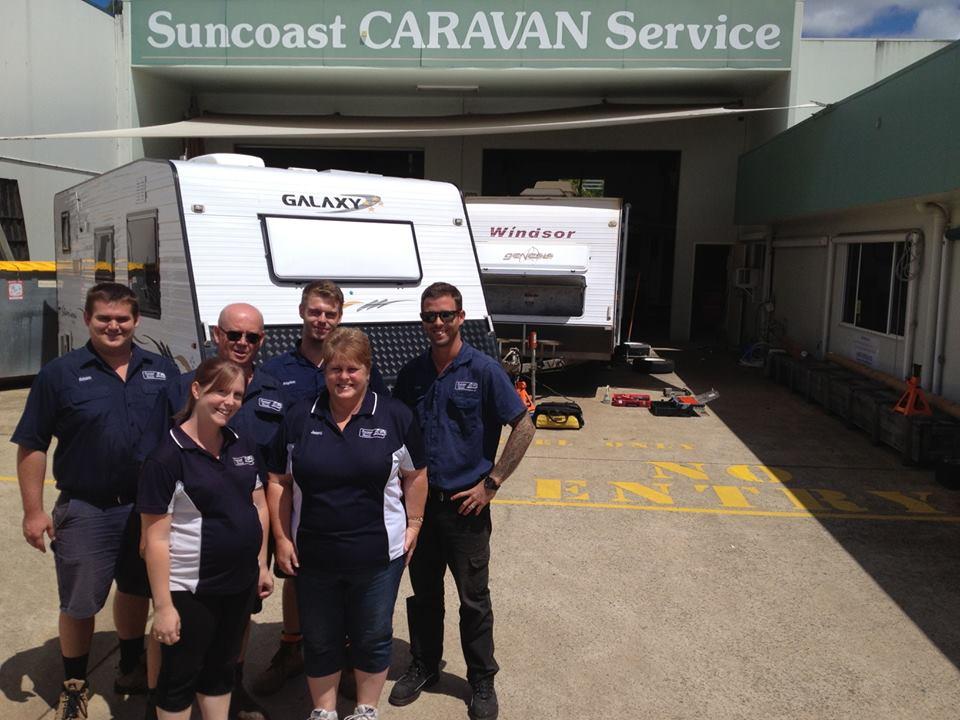 suncoast caravan repairs