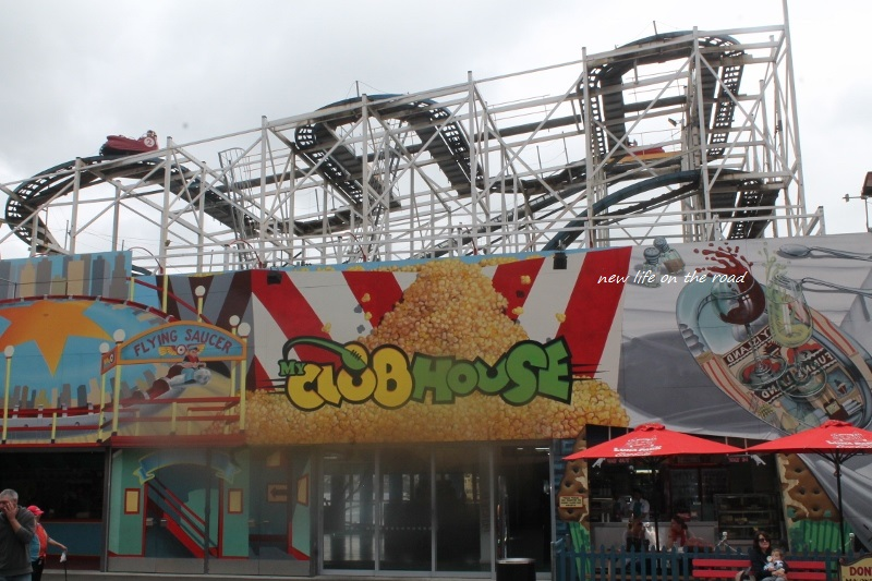 Luna Park Sydney | New Life On The Road - Living with Less ...  Luna