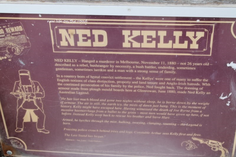 Ned Kelly Information