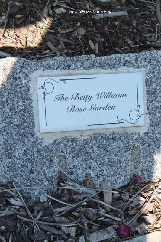 BETTY ROSE GARDEN
