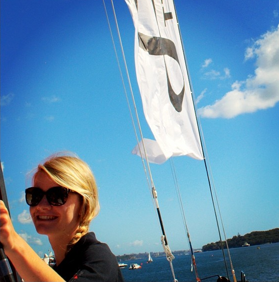 Jessica Watson Sailing
