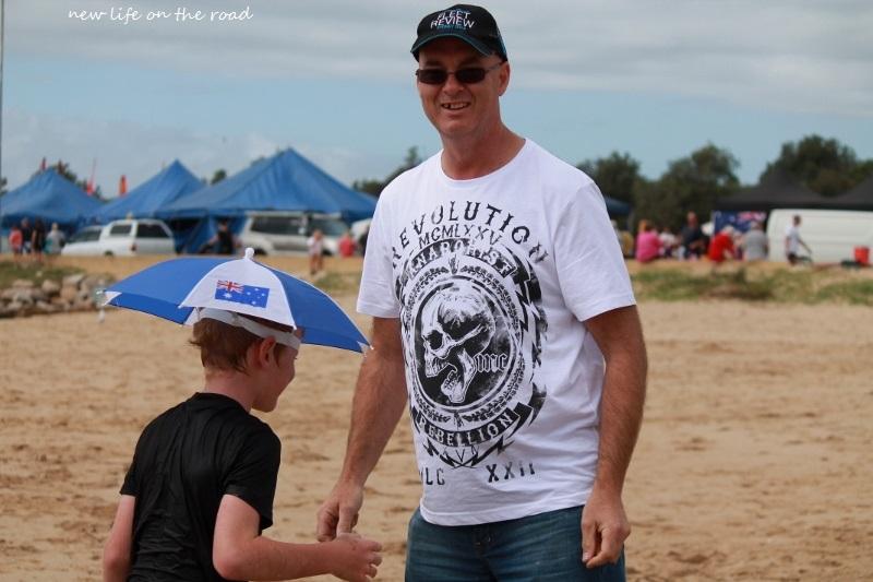 Kyle Australia Day Hat