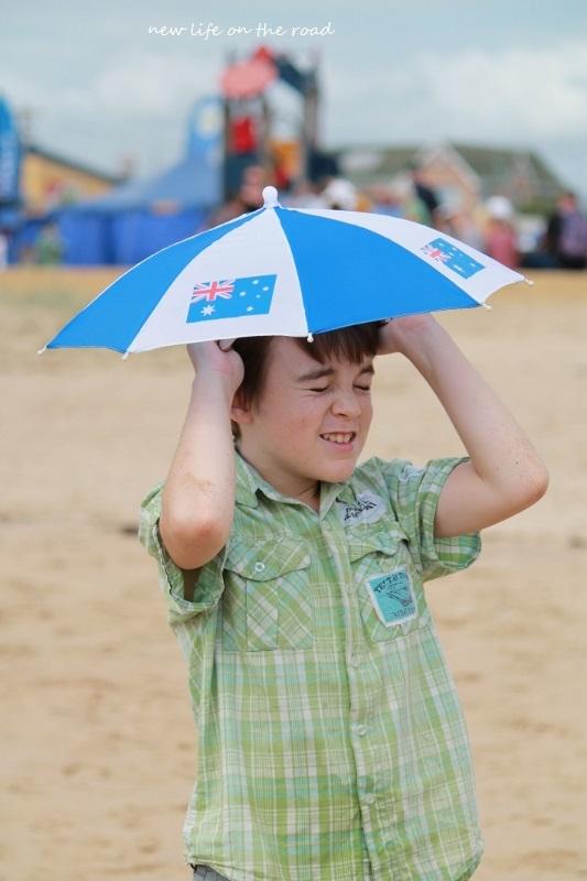 Australia Day Hat