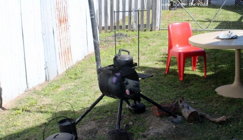 Piggy cooker
