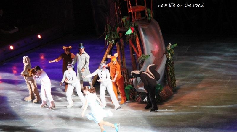 Peter Pan Scene