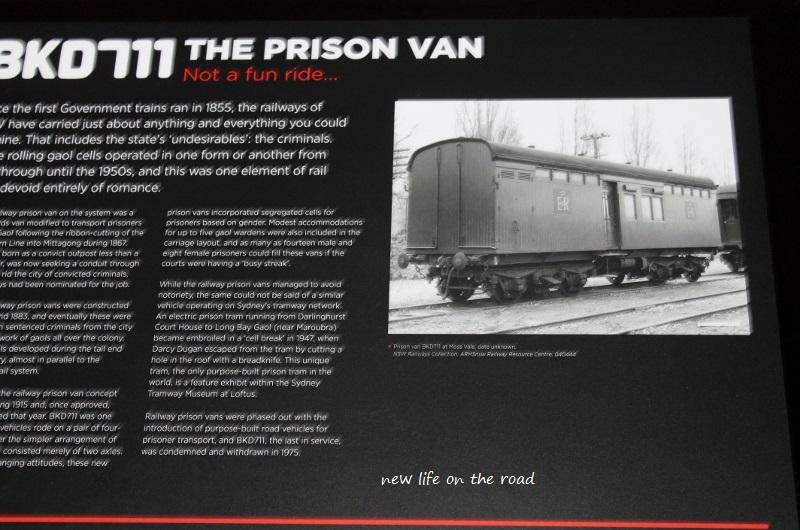 The Prison Van