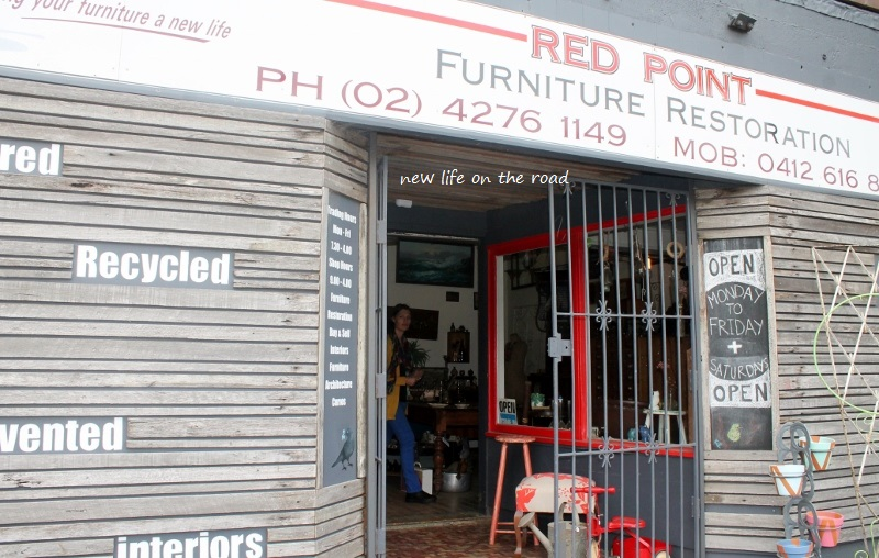 Red Point Furniture Restoration Shop