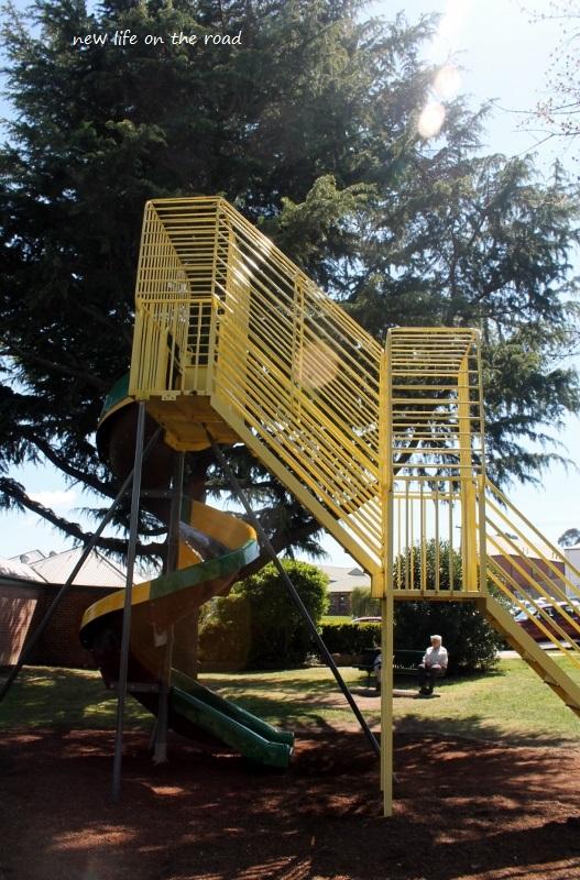 Playground at Yass