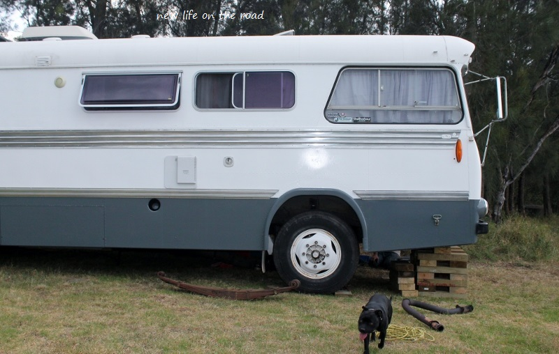 Our Motorhome update
