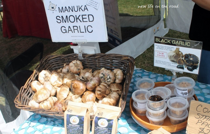 Manuka Smoked Garlic