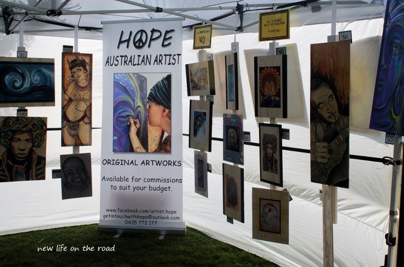 Hope Australian Artist
