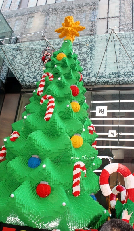 The lego tree