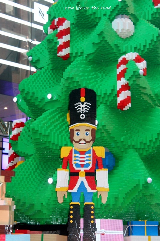 Lego Tree Martin Place