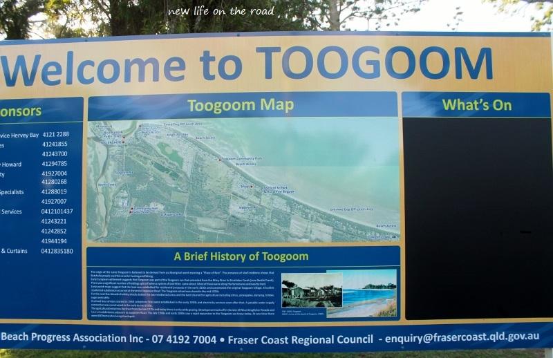 Toogoom Beach