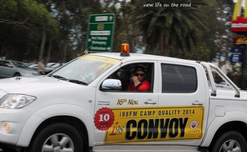 Camp quality convoy 2014
