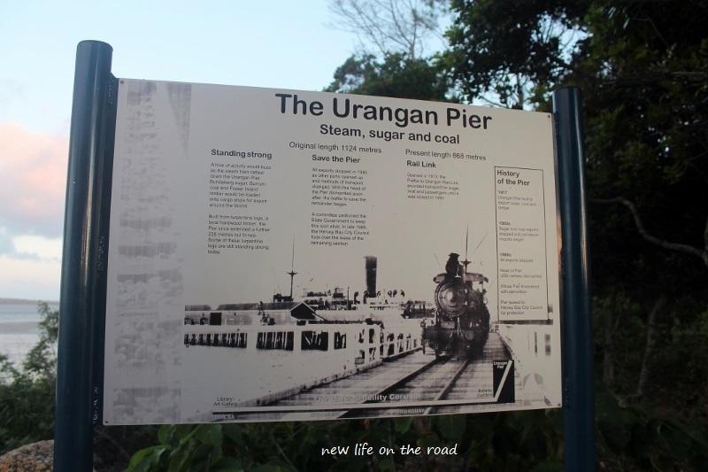 the Urgangan Pier