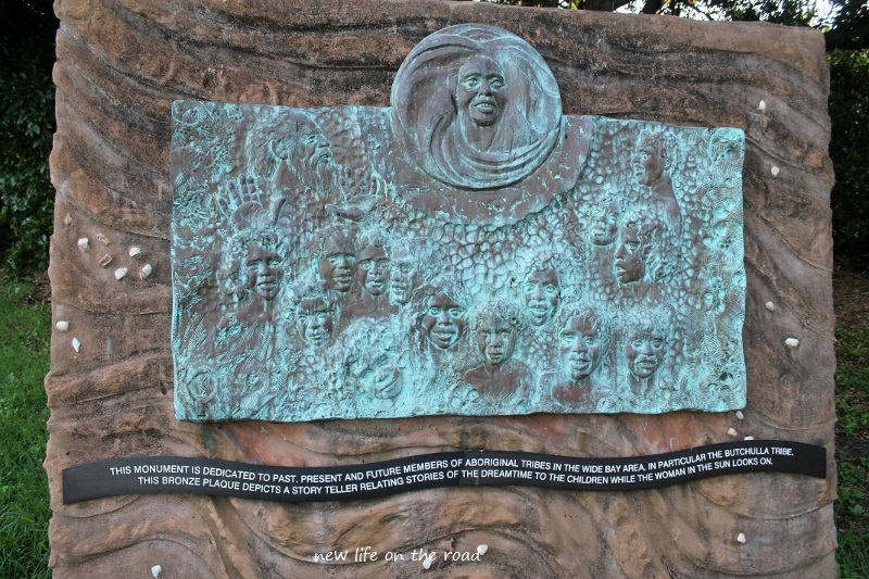 Aboriginal Monument