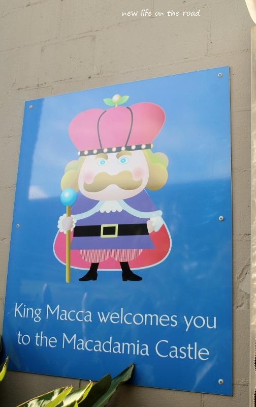 King Macca Welcomes You