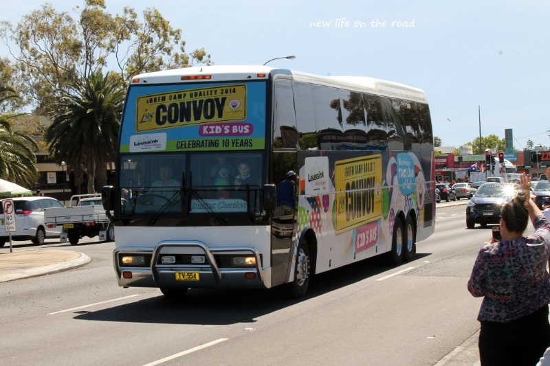 Convoy for Kids Wollongong