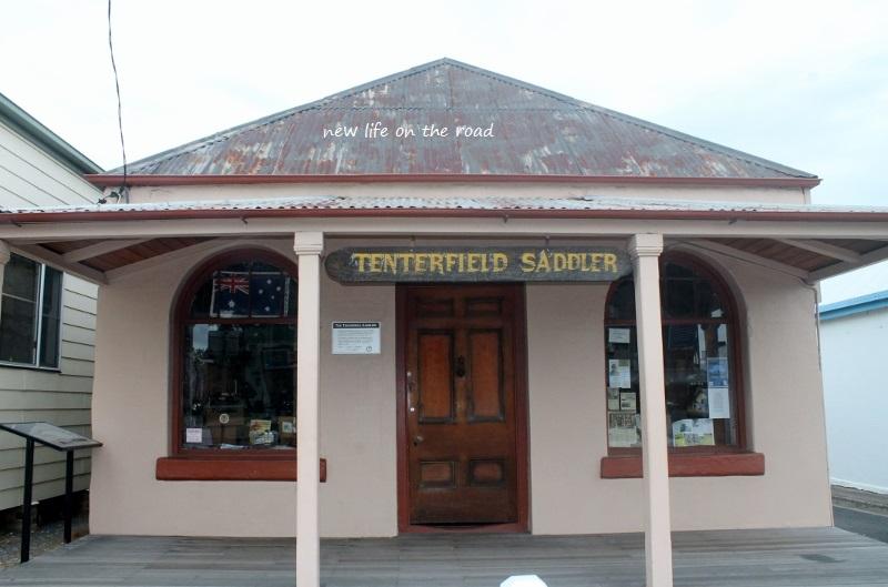 The Tenterfield Saddler