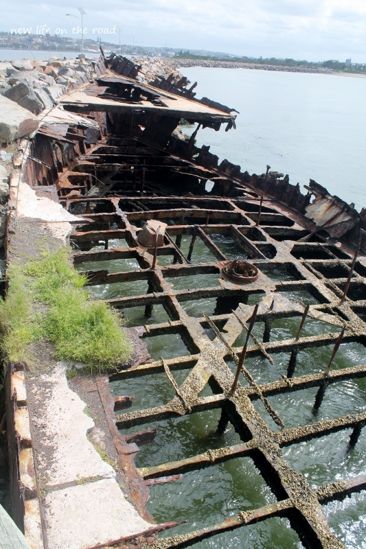 Adolphe Shipwreck
