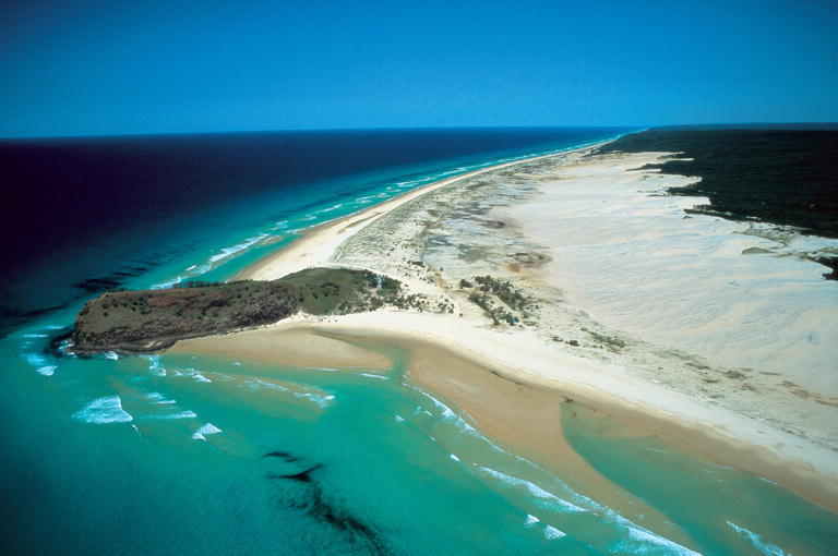 Indian Head Fraser Island Tour