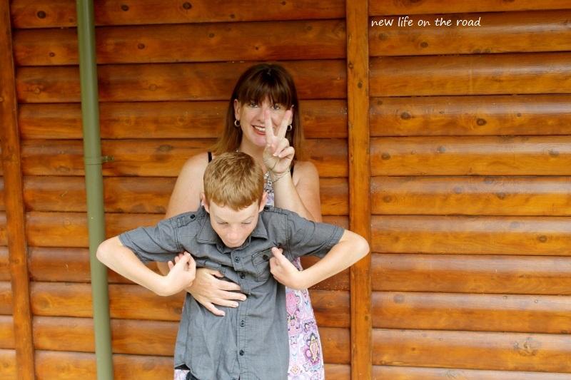 Kyle and Mum