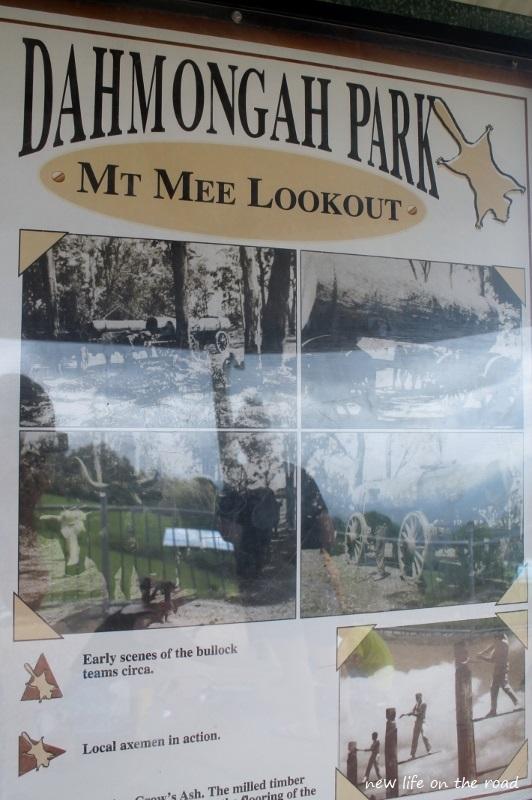 Dahmongah Park Mt Mee Lookout