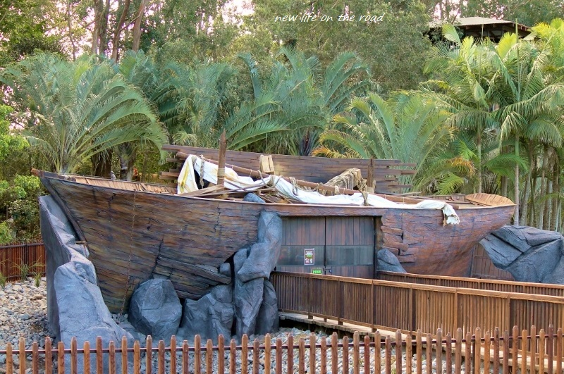 Bindia Shipwreck